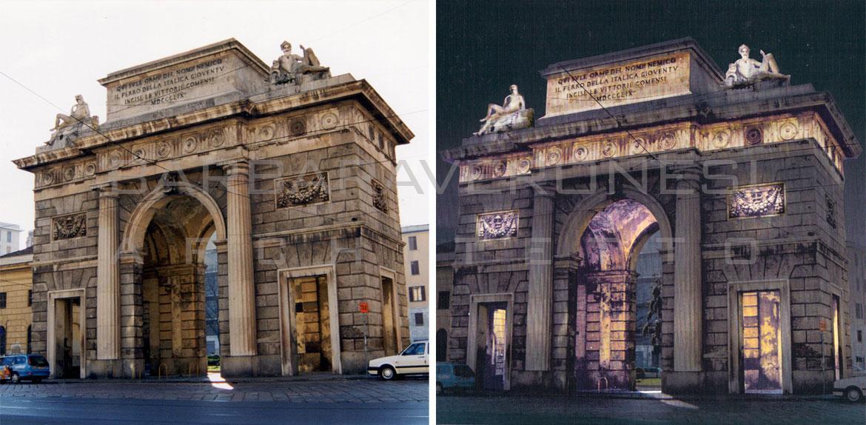 Architetto veronesi porta garibaldi - Passante porta garibaldi ...